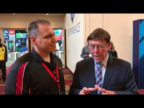Bill Parisi Interviews former Houston Texans GM & Current NFL Network Analyst Charley Casserly