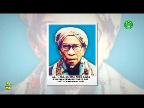 Gurutta K.H Abdurrahman Ambo Dalle Sang Maha Guru Dari Tanah Bugis
