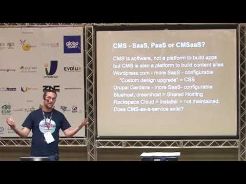 Plone - the open source CMS-as-a-service platform: An eGov case study