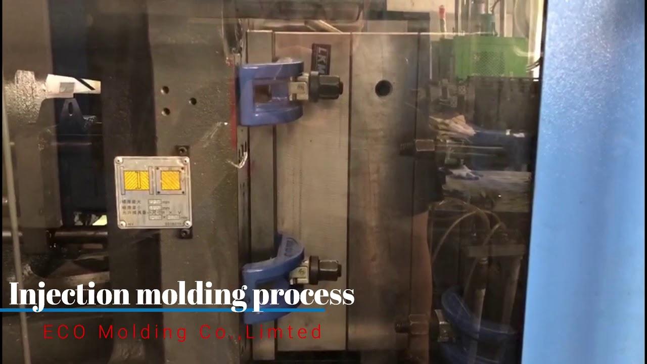 Plastic Injection Molding Process - Ecomolding com