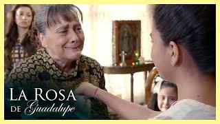 La Rosa de Guadalupe: Esperanza solo se puede hacer cargo de una nieta   Hasta encontrarte corazón