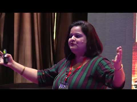 A fine balance for creativity - An artist and a mother   Radhika Maira Tabrez   TEDxBaileyRoad