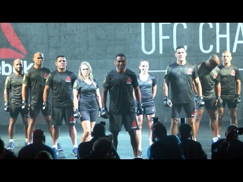 Why Reebok And UFC Decided To Do A Big Deal
