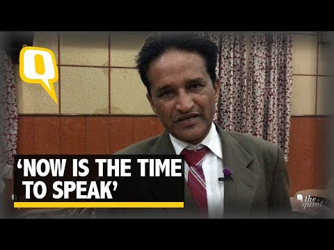 Now Is the Time to Speak Out: Adv Gaware | The Quint