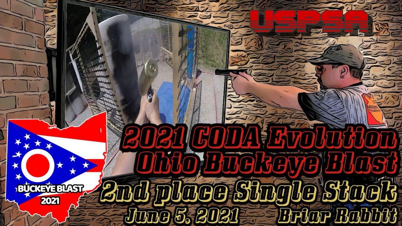 2021 Ohio State CODA Evolution Buckeye Blast - Single Stack