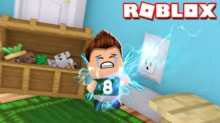 I'm ROBLOX's BADEST BABY ? Roblox Adopt Me Roleplay English