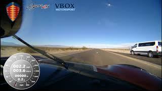 Koenigsegg заявил о рекорде скорости для машин серийного выпуска суперкар Koenigsegg Agera RS