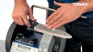 Dispositif pour couteaux SVM-45