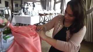 Свадьба. Оформление стола жениха и невесты
