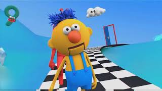 DHMIS 4 but the first sentence each character says is the only sentence they can say