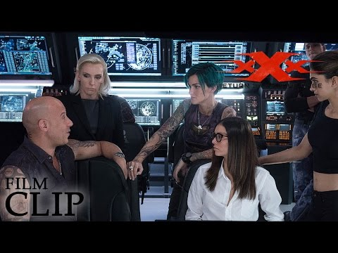 xXx: RETURN OF XANDER CAGE | Agent Clearidge | Official Film Clip streaming vf