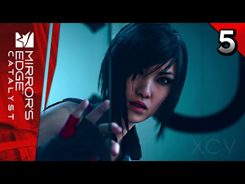 Mirror 39 s edge catalyst walkthrough gameplay part 5 for Mirror gameplay walkthrough
