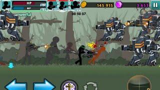 Robot's JUNGLE! | Level 44 | Anger of Stick 5
