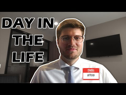 A Day in the Life of a Financial Advice Intern