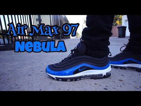 7f30b1e94b Nike Air Max 97 Nebula - YouTube