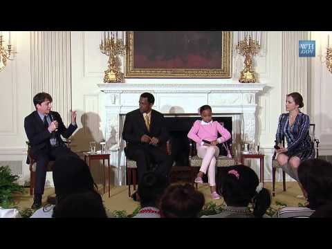 """""""Beasts Of The Southern Wild"""" Crew At White House"""