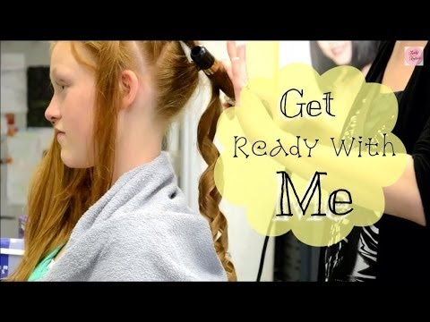 Get Ready With Me♡ | 8th Grade Graduation!