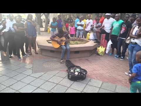 street music talent Pretoria