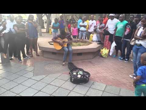 street music talent Pretoria