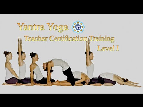 YANTRA YOGA Teacher Certification Training