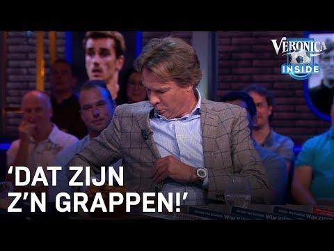 Bavaria Zo. moment: Hans heeft aantekeningen in z'n zak | VERONICA INSIDE