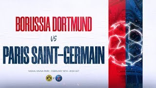 TRAILER - BORUSSIA DORTMUND vs PARIS SAINT-GERMAIN