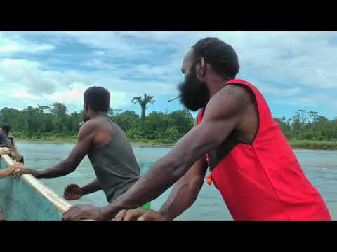 West Papua - Expedition to the Kuruwai, Part 1 the Way to Mabul
