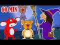 Rat-A-Tat |'Doggie Mice Witch Wand Magic + Monster Prank 60 Min'| Chotoonz Kids Funny Cartoon Videos