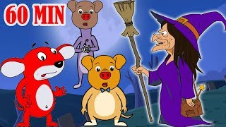 Rat-A-Tat |'Doggie Mice Witch Wand Magic + Monster Prank 60 Min'| Chotoonz Kids Funny Cartoon Videos