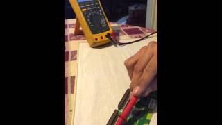 Panasonic tc-p50s30 buffer board 7 blink