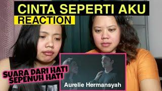 Aurelie Hermansyah - Cinta Seperti Aku ( Official Music Video)   Reaction