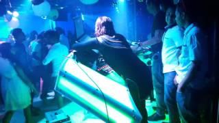 Xindix night club sharris mixing
