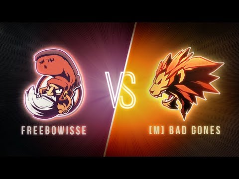 #DWS - Journée 3 : FREE BOWISSE vs. BAD GONES