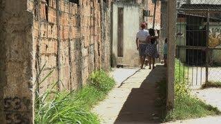 Une petite favela de Rio résiste à son déplacement en vue des JO