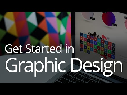 Get Started in Graphic Design (May 2020 Live Stream)