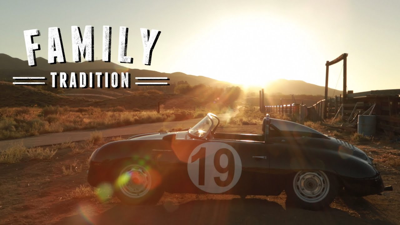 This Outlaw Porsche 356 Is A Family Tradition Youtube