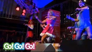 Go!Go!Go! perform