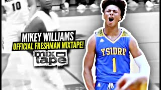 Mikey Williams Is The GOAT 9th Grader!! OFFICIAL FRESHMAN YEAR MIXTAPE!