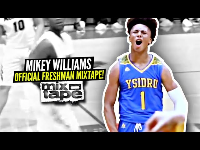 Icon Sports: 15 Year Old Mikey Williams is possibly the most popular 9th grader in history!