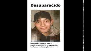 Desaparecidos en Coahuila