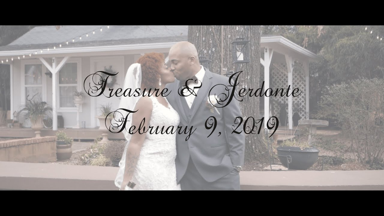 Treasure & Jerdonte (Cinematic Wedding Video)