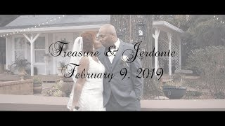 Treasure & Jerdonte (Cinematic Wedding Video)
