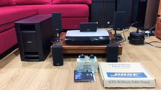 Review Bose Lifestyle 38 Seri 3 | Bộ Dàn Nghe Nhạc Xem Phim Cực Hay Của Bose