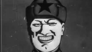 Interplanetary Revolution 1924 Soviet Cartoon