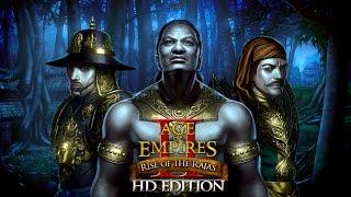 RISE OF THE RAJAS: NUEVA EXPANSIÓN de AGE OF EMPIRES 2 HD Edition