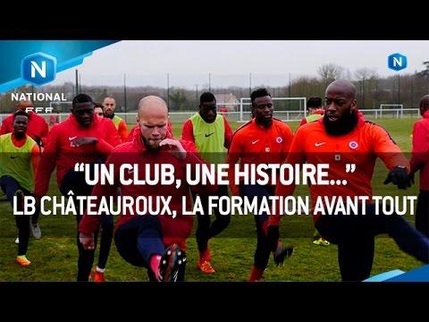 La Berrichonne Châteauroux, la formation avant tout