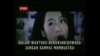 Ada Band Ft Gita Gutawa - Yang Terbaik Bagimu (Karaoke) (No Vocal)