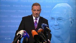 Torsten Sträter: Pressesprecher von Franz Beckenbauer