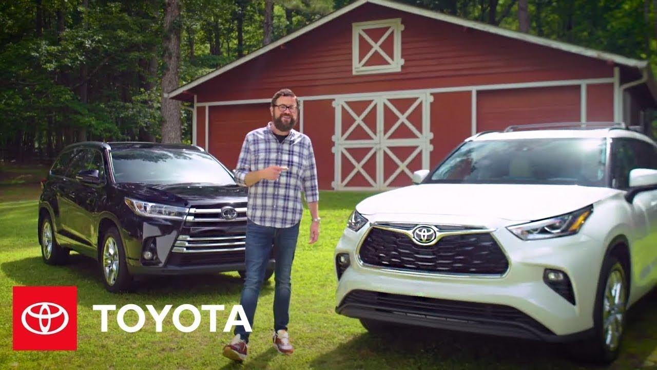 Comparing the Latest Toyota Highlander | Toyota