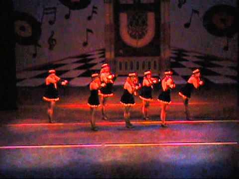 Miss Otis Regrets - Anita's Dance Center - June 2008